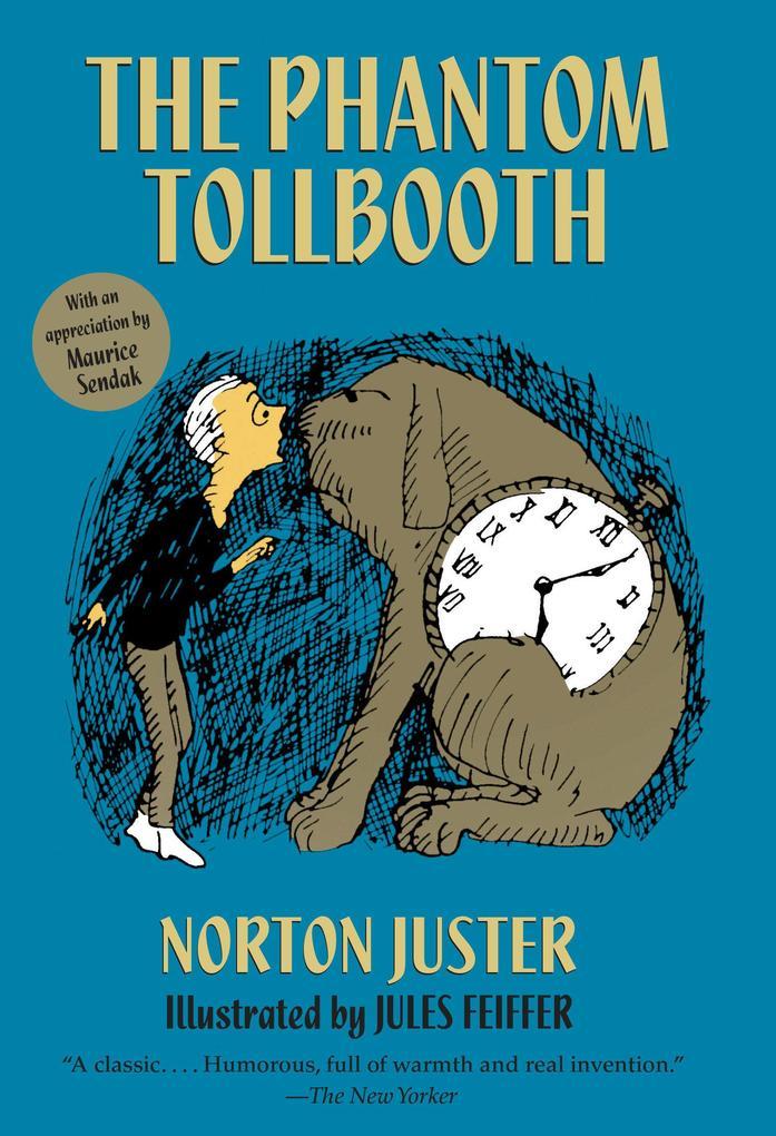 The Phantom Tollbooth als Taschenbuch