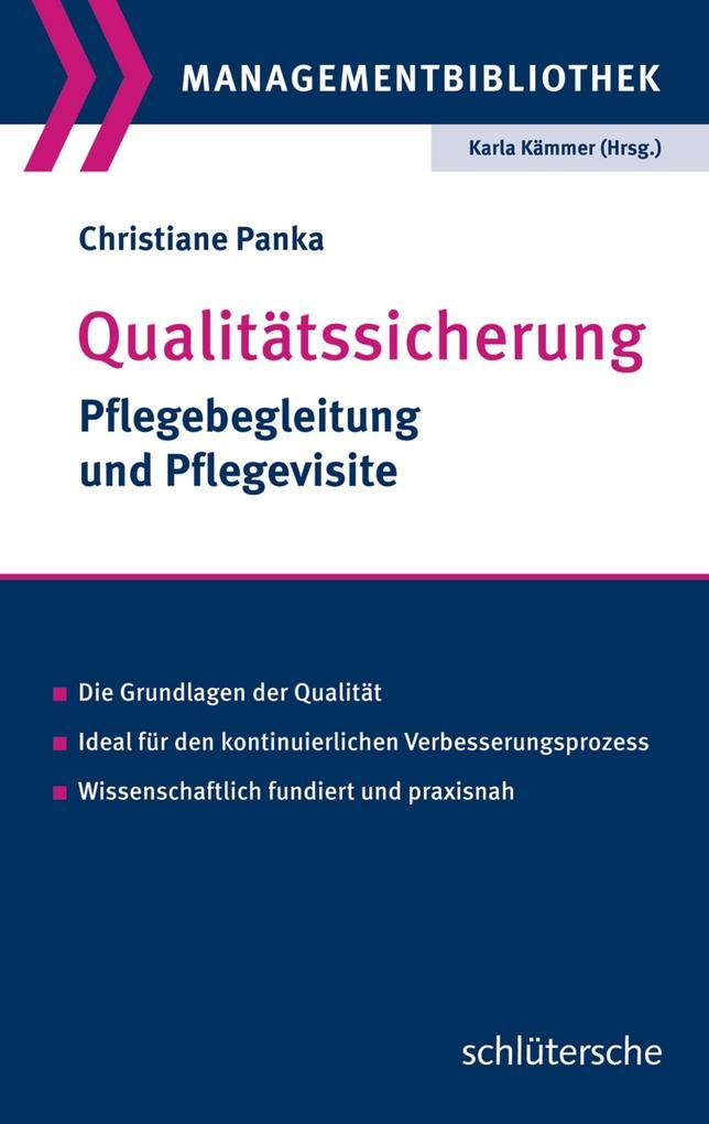 Qualitätssicherung als eBook Download von Chris...