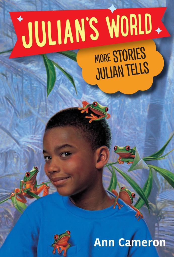 More Stories Julian Tells als Taschenbuch