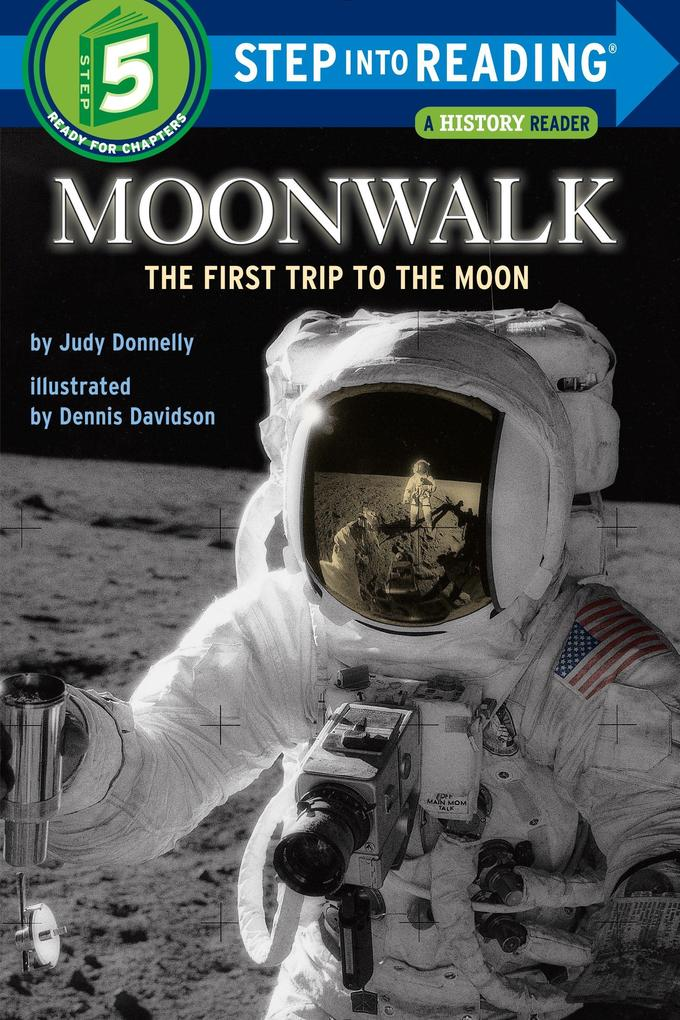 Moonwalk: The First Trip to the Moon als Taschenbuch