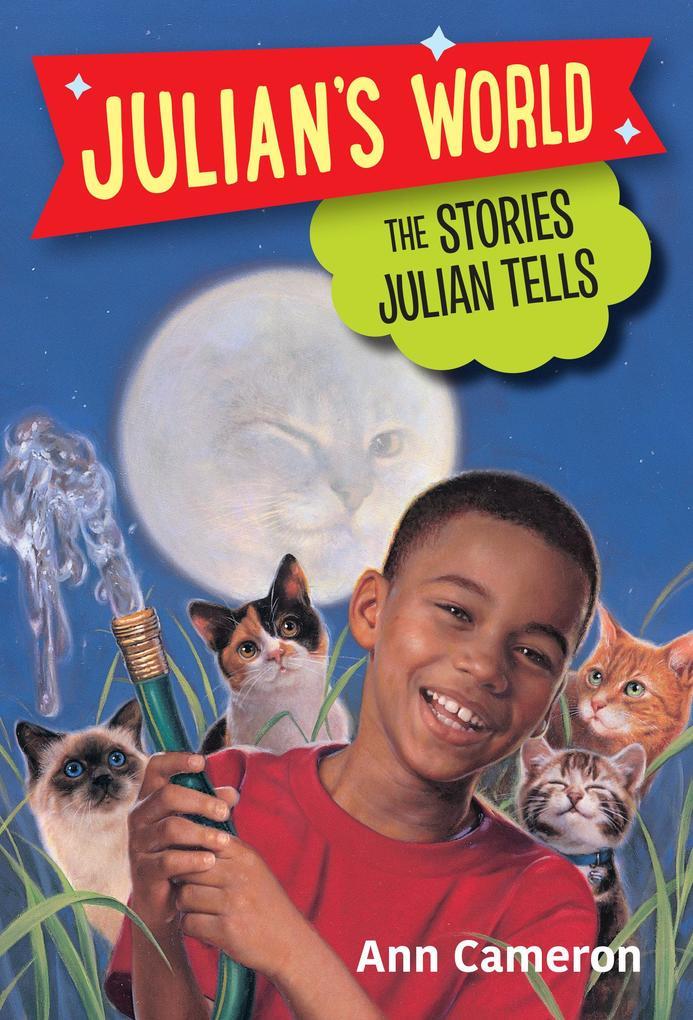 The Stories Julian Tells als Taschenbuch