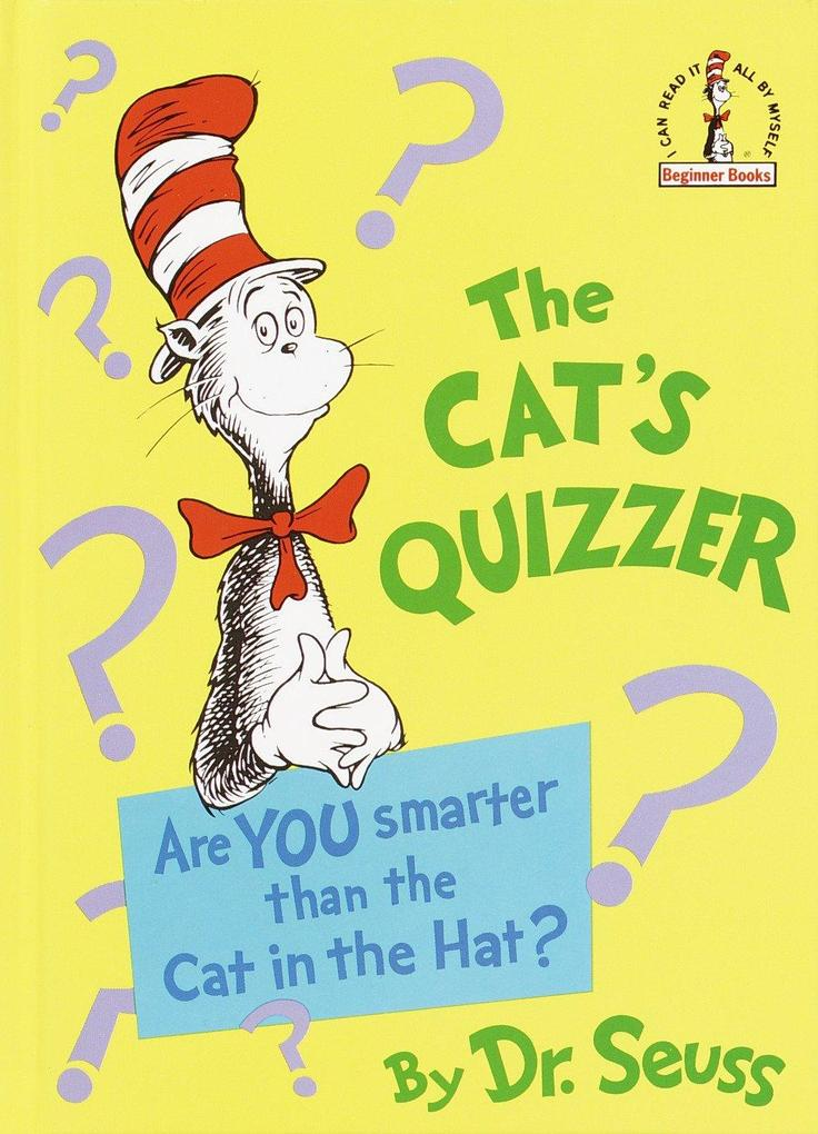 The Cat's Quizzer als Buch