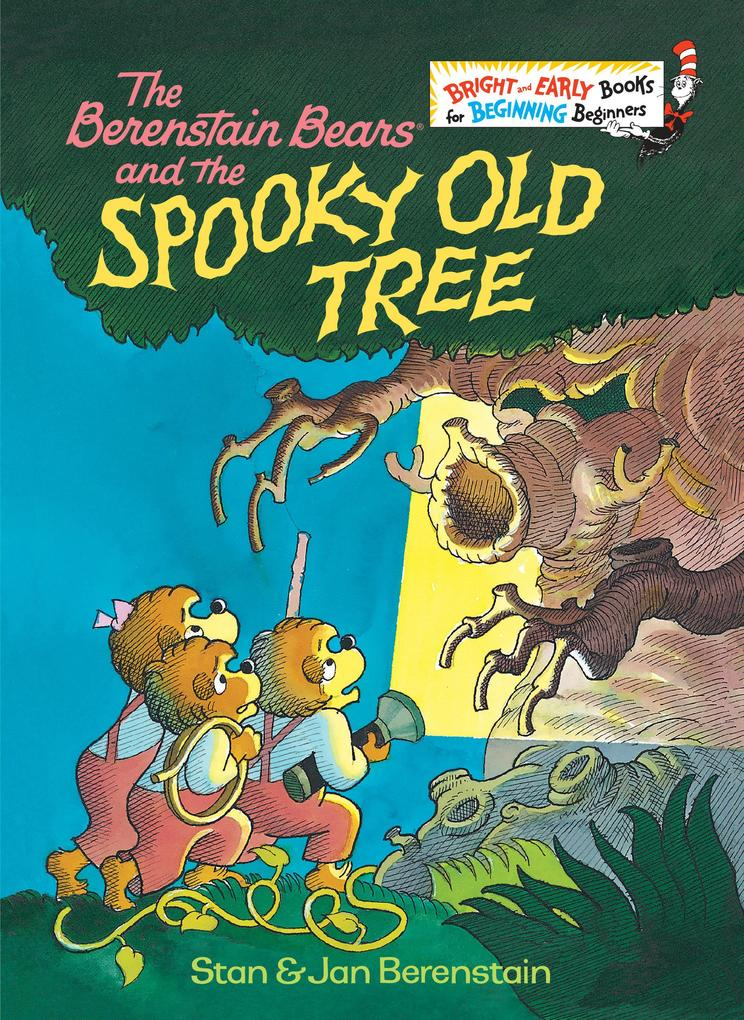 The Berenstain Bears and the Spooky Old Tree als Buch