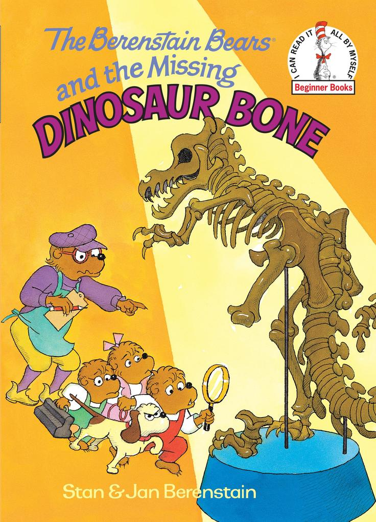 The Berenstain Bears and the Missing Dinosaur Bone als Buch