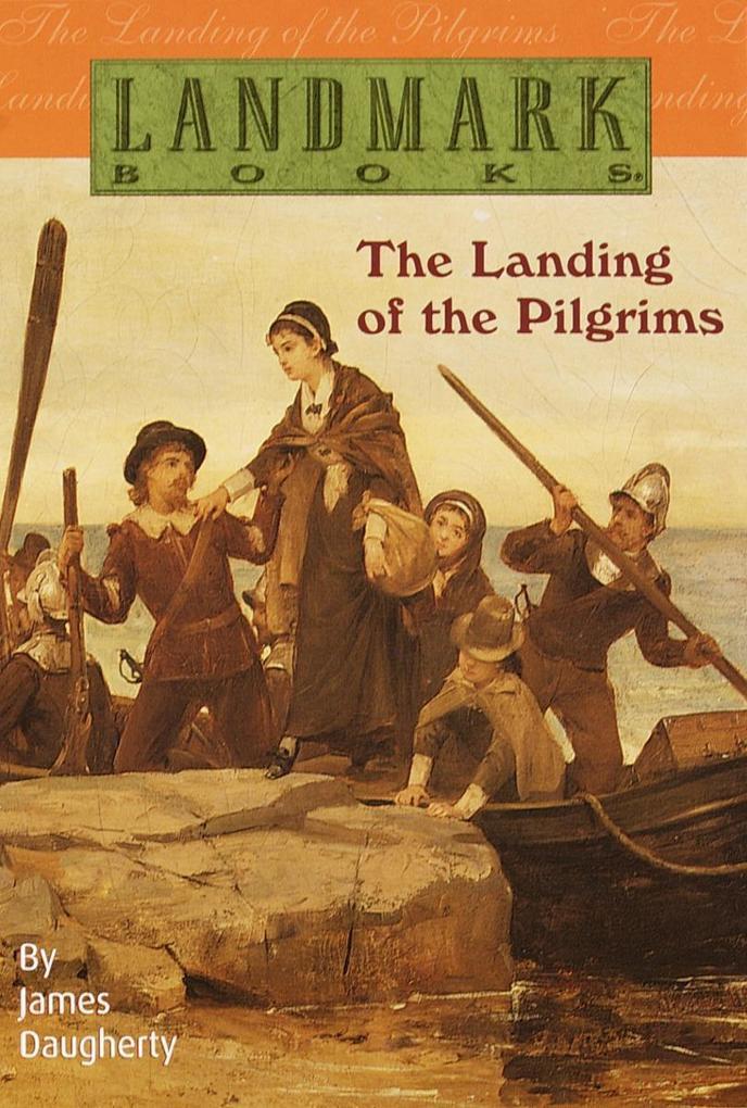 The Landing of the Pilgrims als Taschenbuch