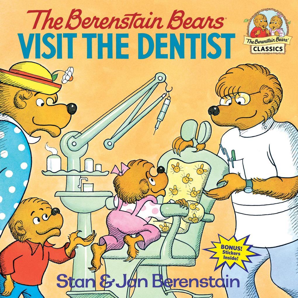 The Berenstain Bears Visit the Dentist als Taschenbuch