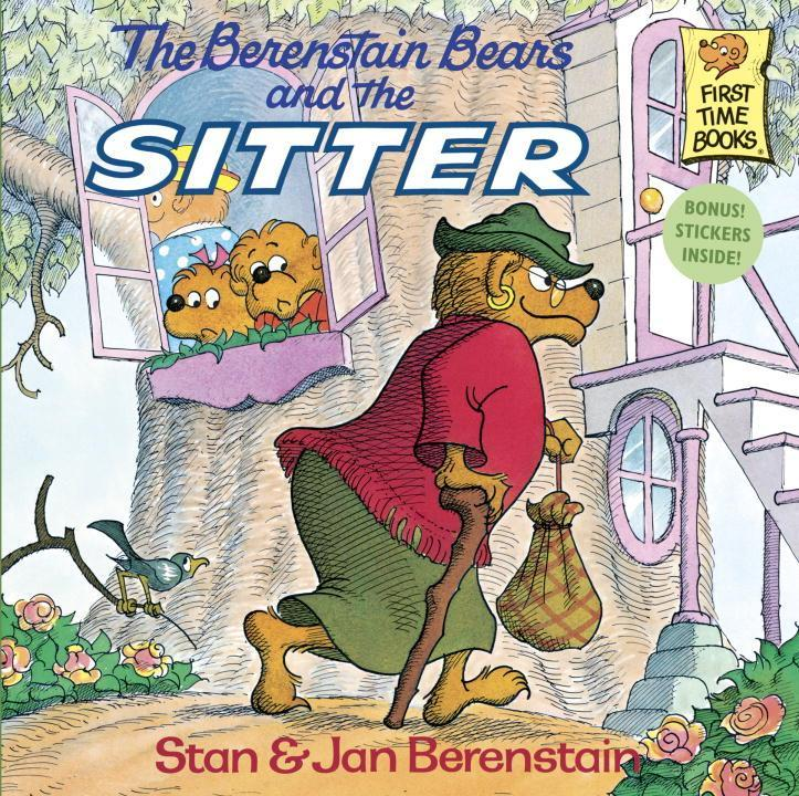The Berenstain Bears and the Sitter als Taschenbuch