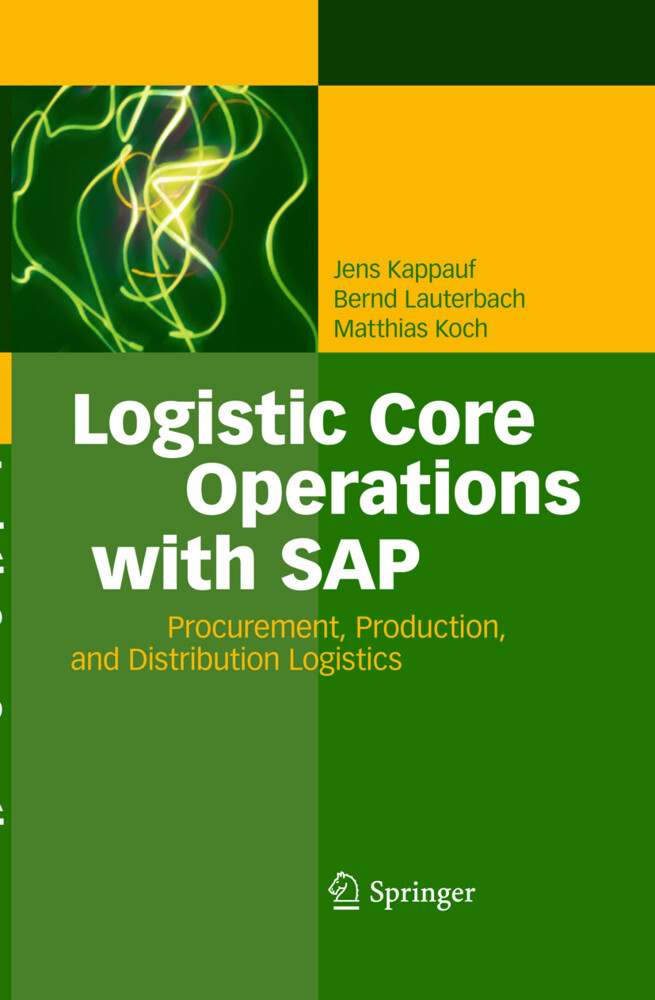 Logistic Core Operations with SAP als Buch von ...