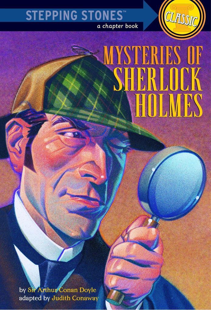 Mysteries of Sherlock Holmes als Taschenbuch