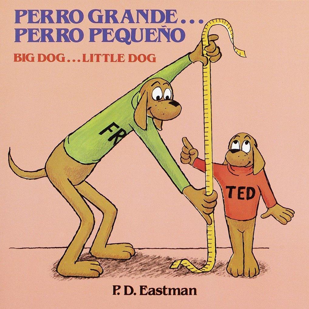 Perro Grande... Perro Pequeno als Taschenbuch