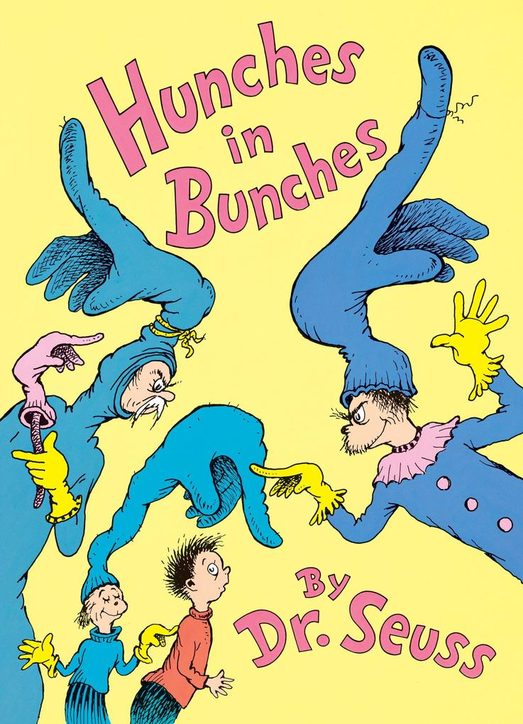 Hunches in Bunches als Buch