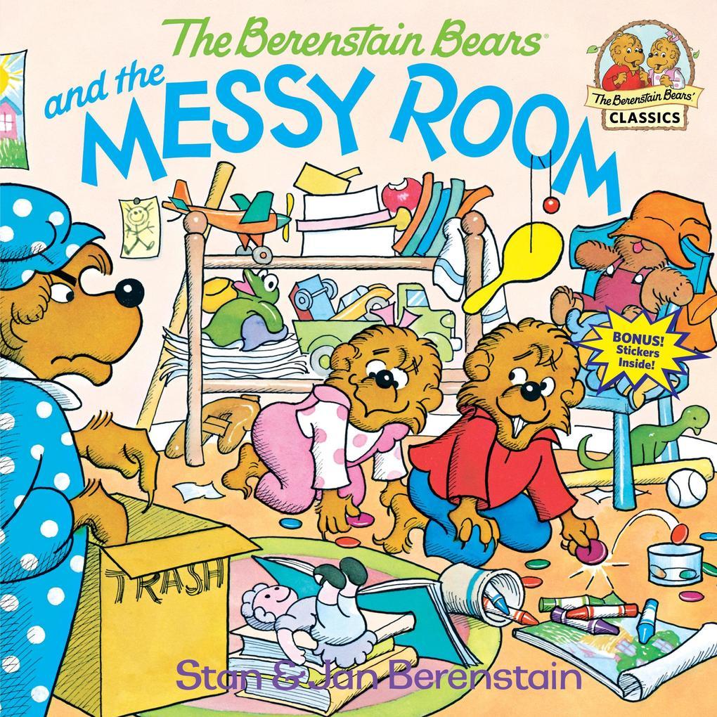 Berenstain Bears & The Messy Room als Taschenbuch