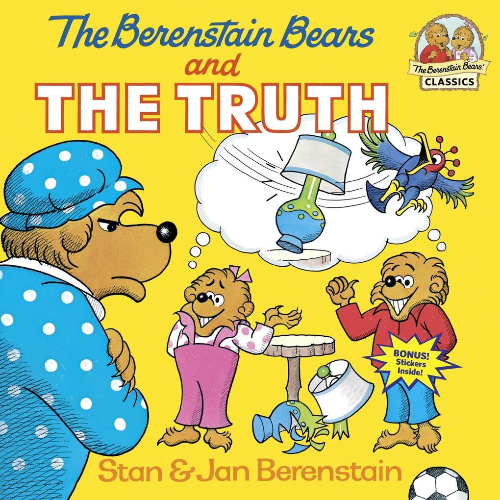 Berenstain Bears And The Truth als Taschenbuch