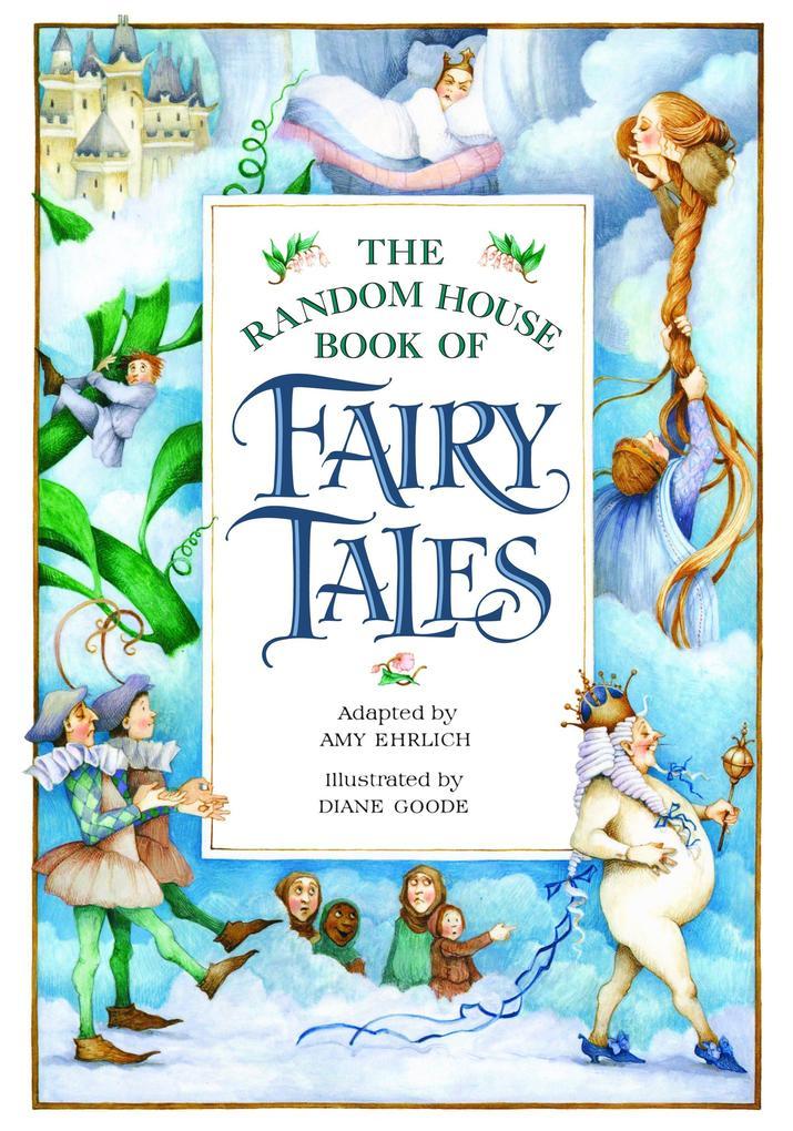 The Random House Book of Fairy Tales als Buch