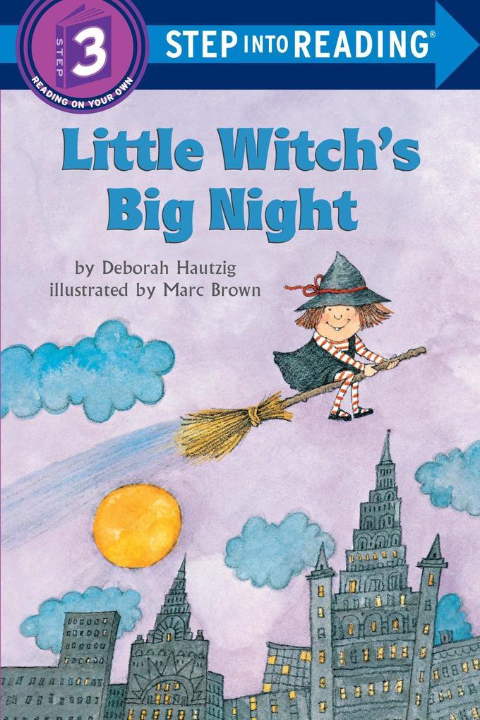 Little Witch's Big Night als Taschenbuch