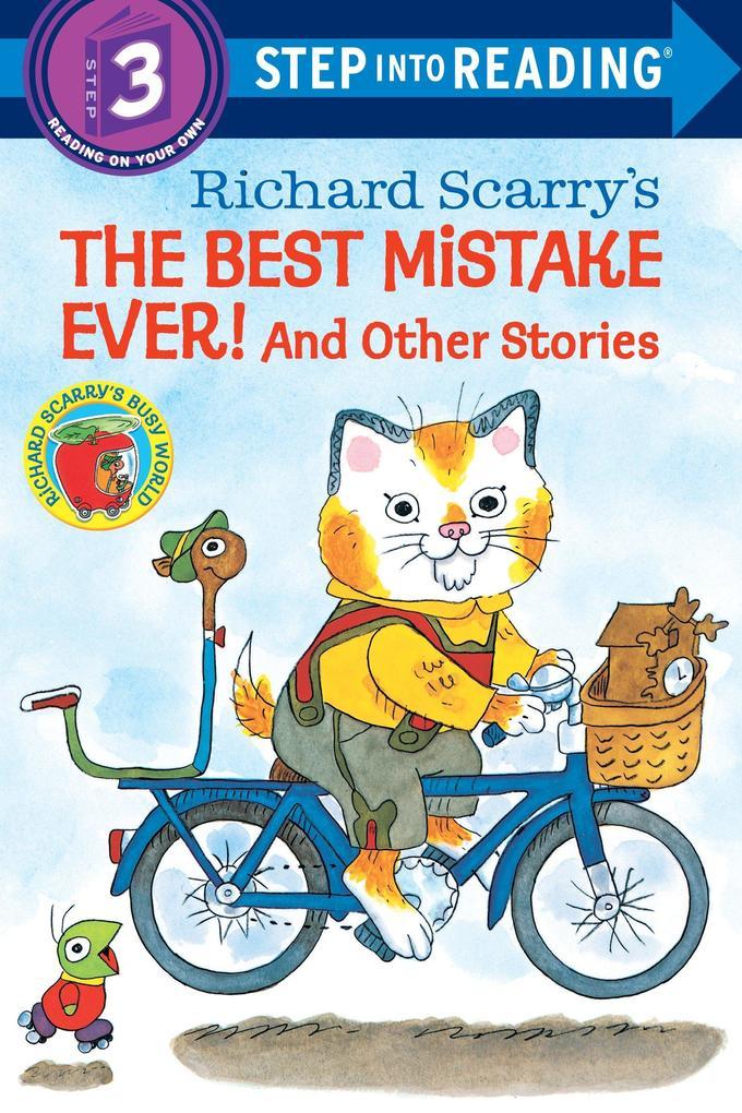 The Best Mistake Ever!: And Other Stories als Taschenbuch