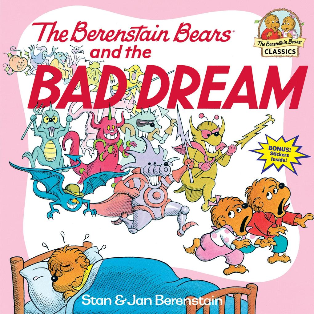 The Berenstain Bears and the Bad Dream als Taschenbuch