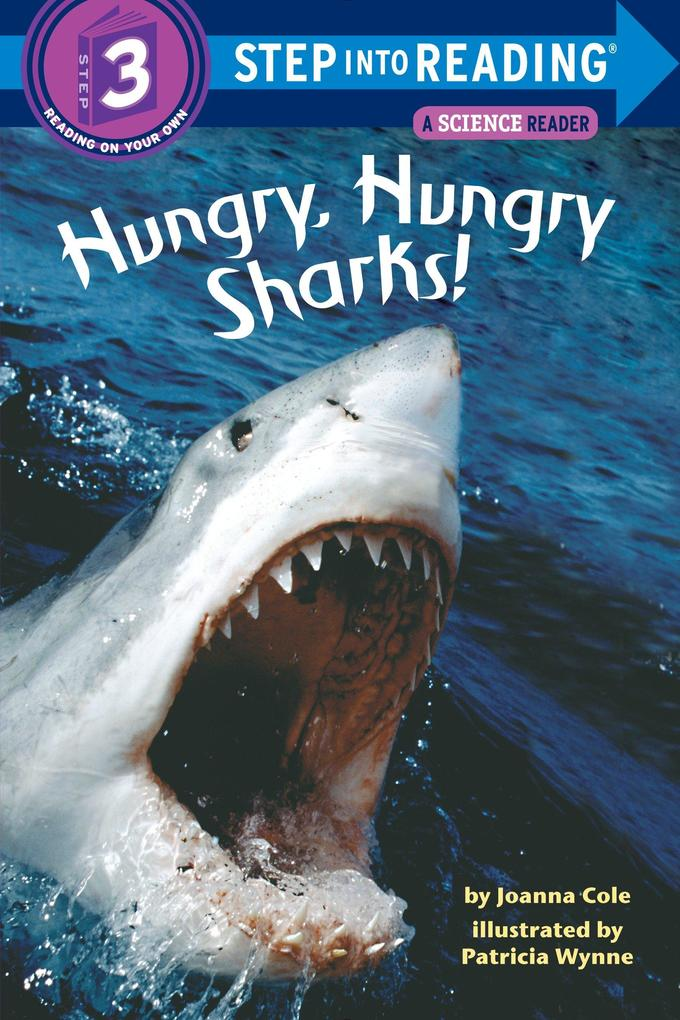 Hungry, Hungry Sharks! als Taschenbuch