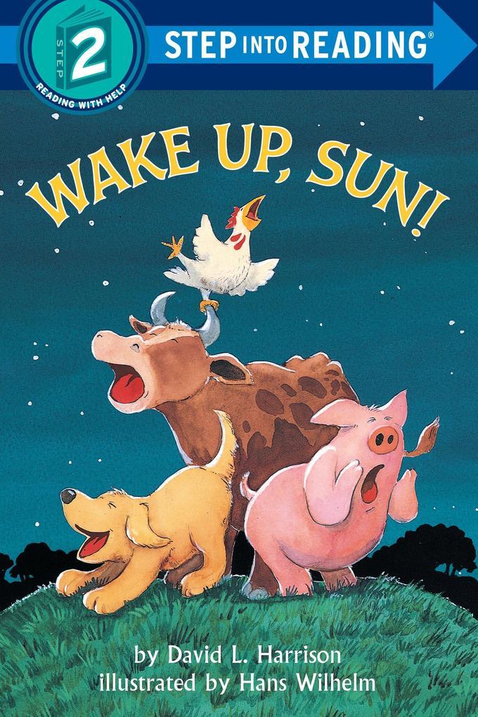 Wake Up, Sun! als Taschenbuch