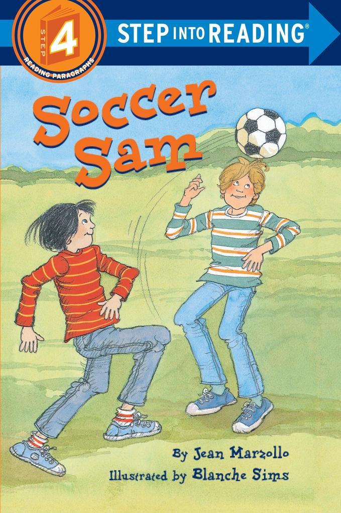 Soccer Sam als Taschenbuch