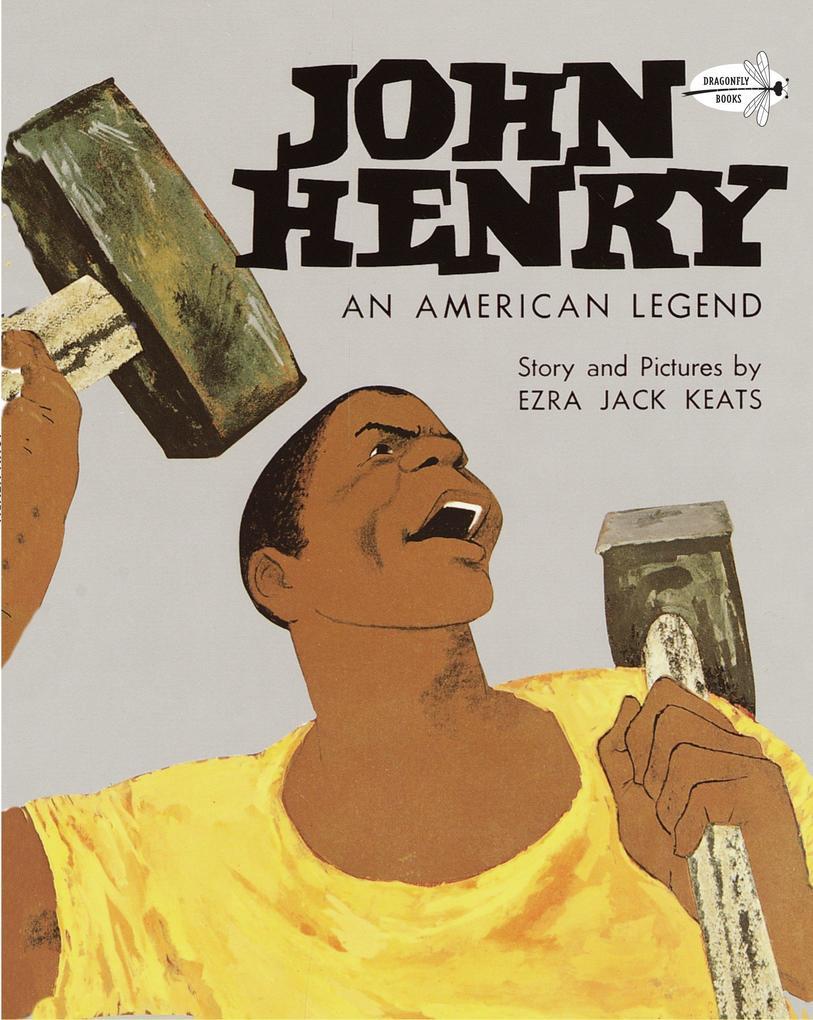 John Henry: An American Legend als Taschenbuch