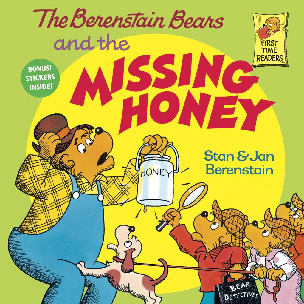The Berenstain Bears and the Missing Honey als Taschenbuch