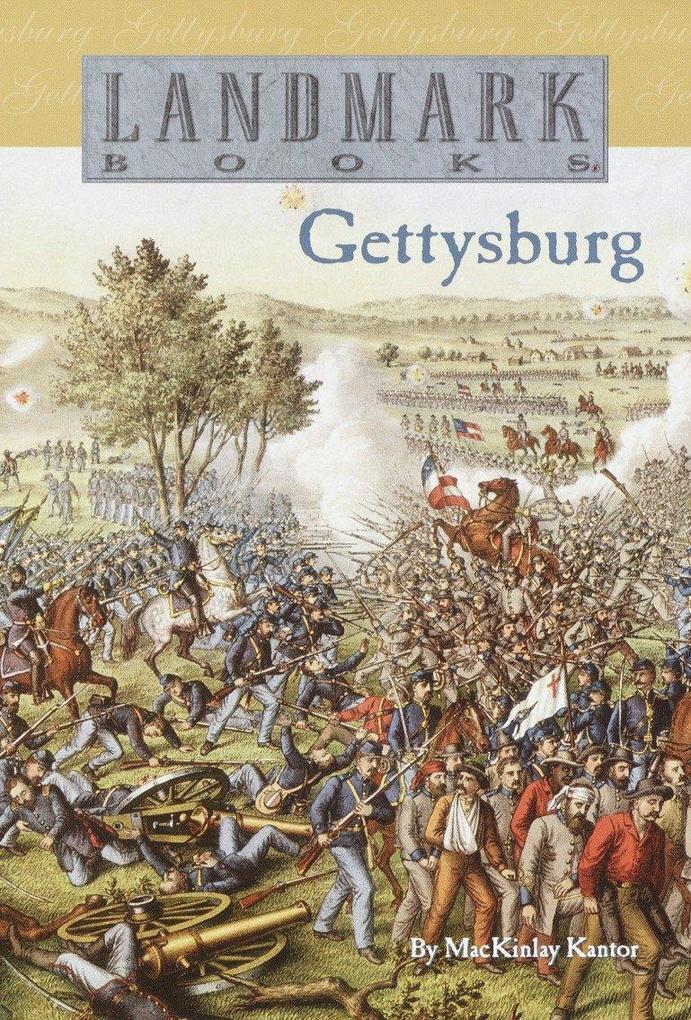 Gettysburg als Taschenbuch