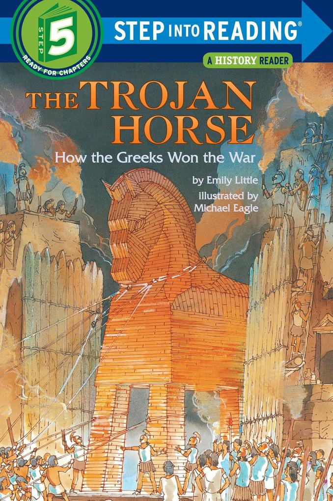 The Trojan Horse, How The Greeks Won The War als Taschenbuch