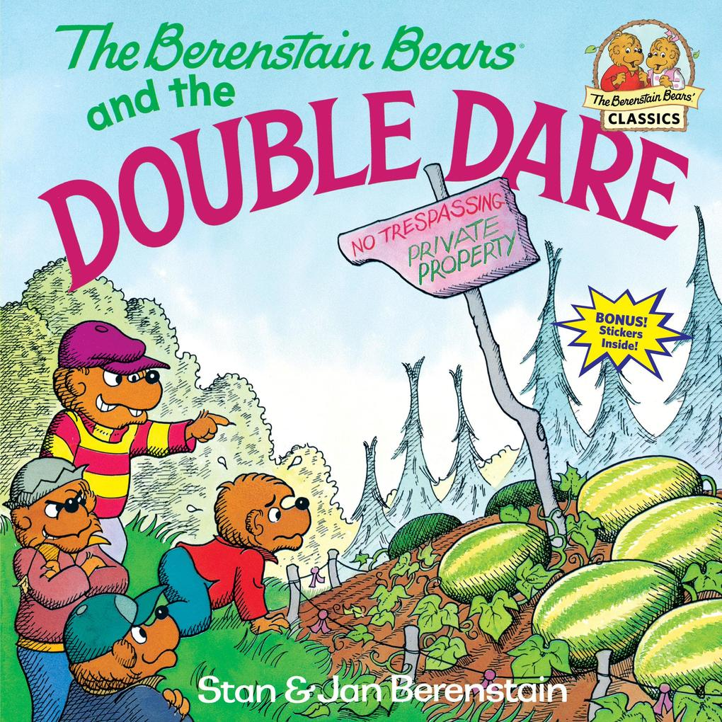 The Berenstain Bears and the Double Dare als Taschenbuch