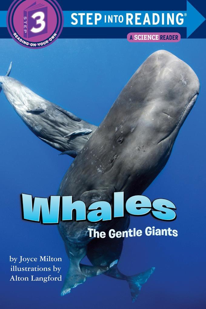 Whales, the Gentle Giants als Taschenbuch