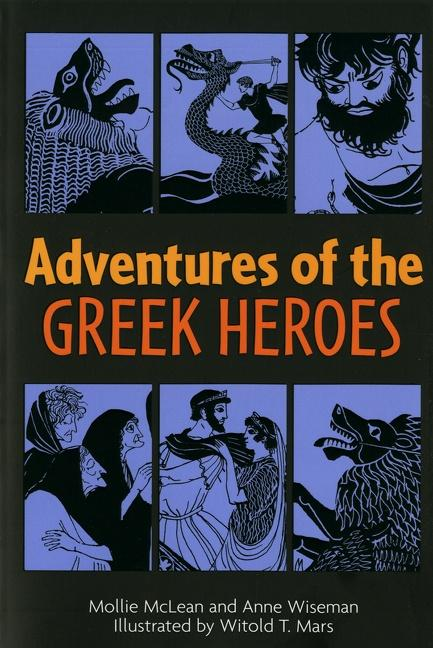 Adventures of the Greek Heroes als Taschenbuch