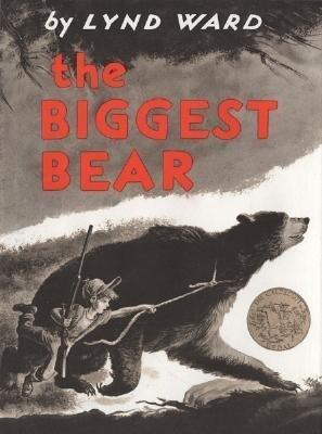 The Biggest Bear als Buch