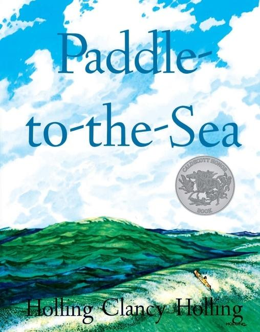 Paddle-To-The-Sea als Buch (gebunden)