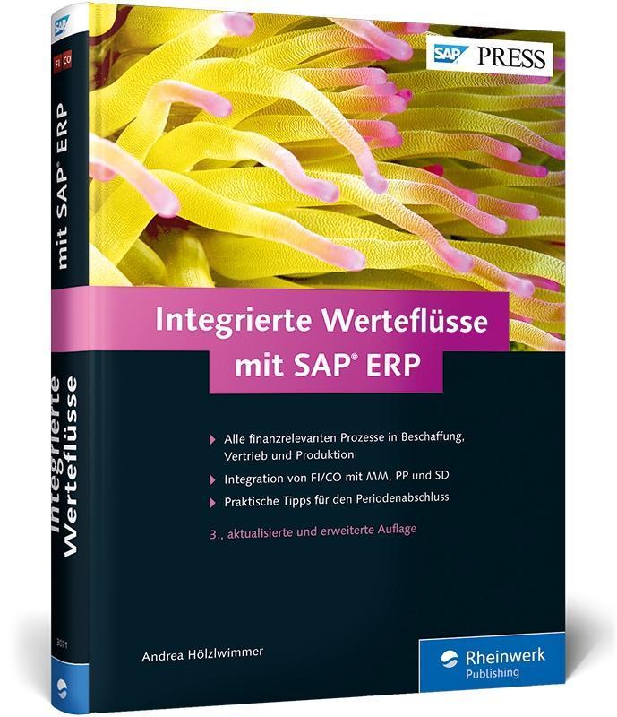 Integrierte Werteflüsse mit SAP ERP als Buch vo...