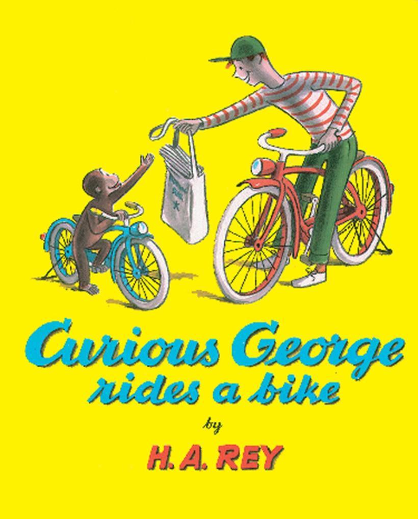 Curious George Rides a Bike als Buch