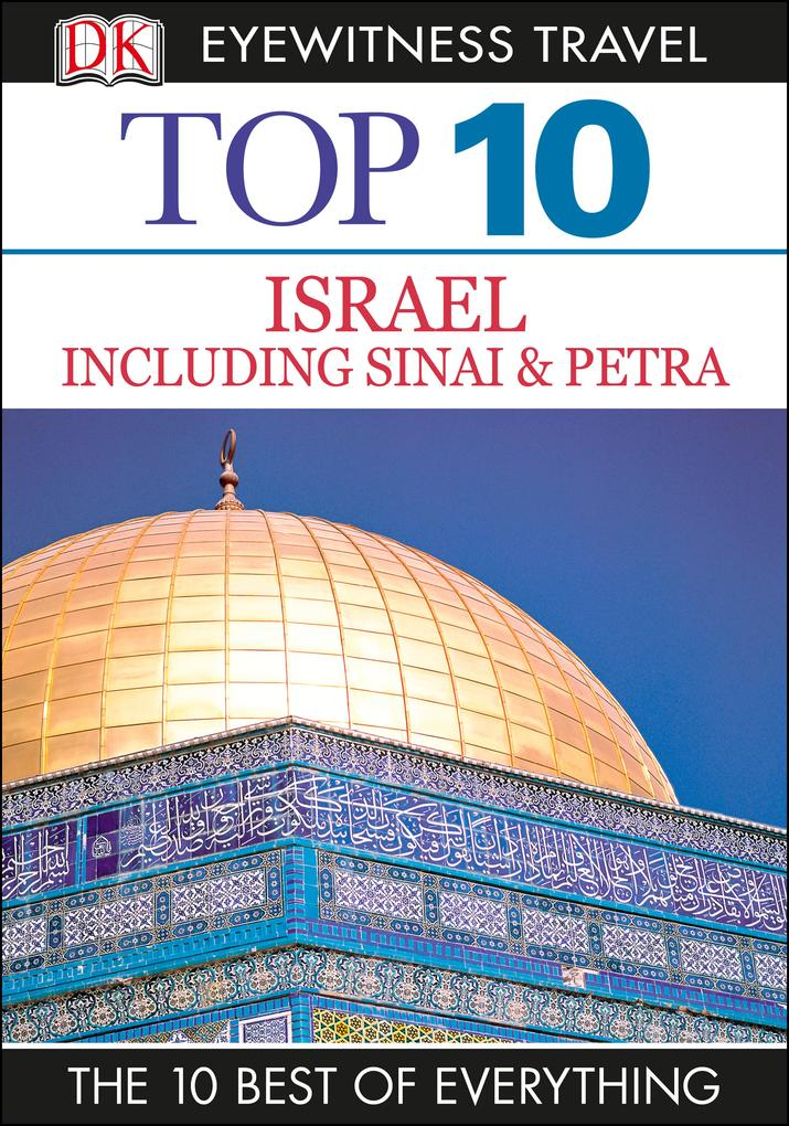 Top 10 Israel including Sinai and Petra als eBo...