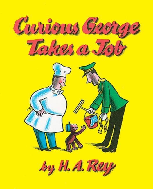 Curious George Takes a Job als Taschenbuch