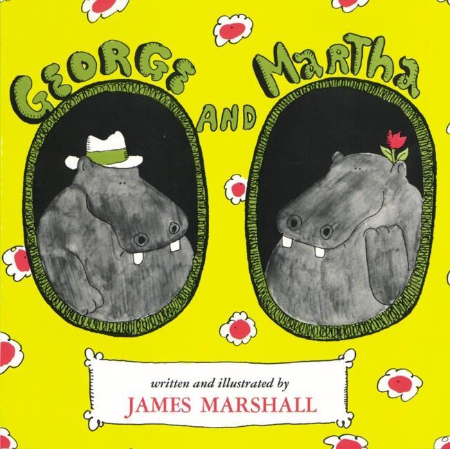 George and Martha als Taschenbuch