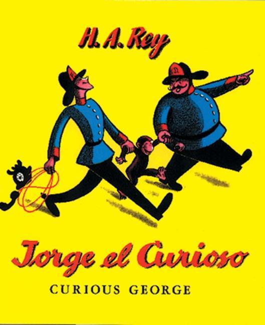 Jorge El Curioso als Taschenbuch