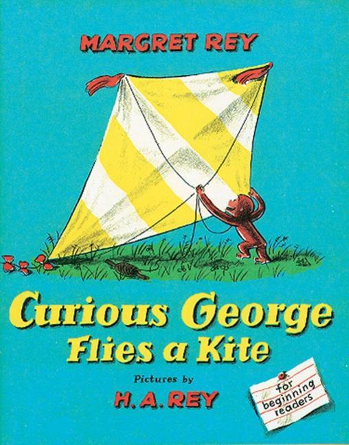 Curious George Flies a Kite als Taschenbuch
