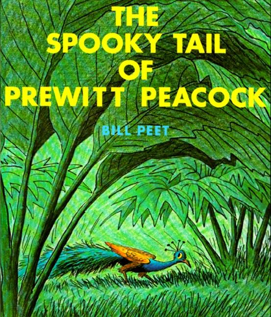 The Spooky Tail of Prewitt Peacock als Taschenbuch