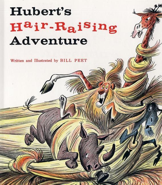 Hubert's Hair Raising Adventure als Taschenbuch