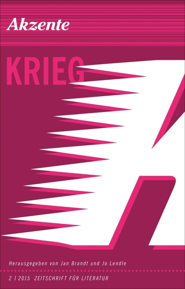 Akzente 2015/2 Zeitschrift für Literatur als Bu...