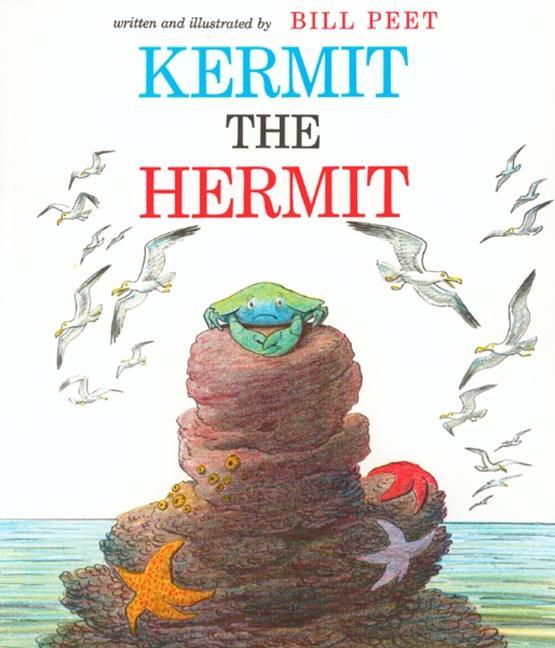 Kermit the Hermit als Taschenbuch