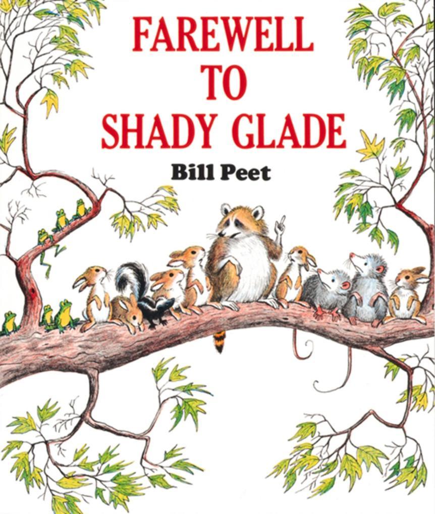 Farewell to Shady Glade als Taschenbuch