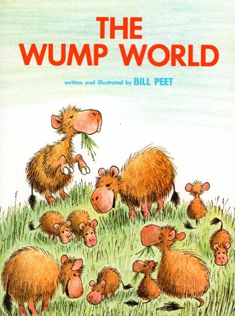 The Wump World als Taschenbuch