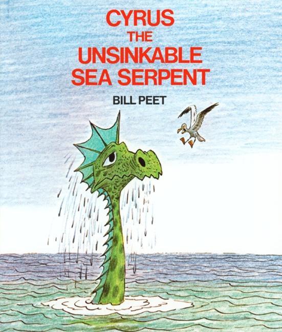 Cyrus the Unsinkable Sea Serpent als Taschenbuch