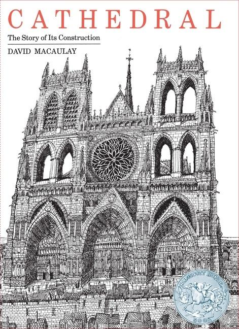 Cathedral: The Story of Its Construction als Buch