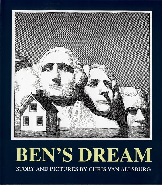 Ben's Dream als Buch