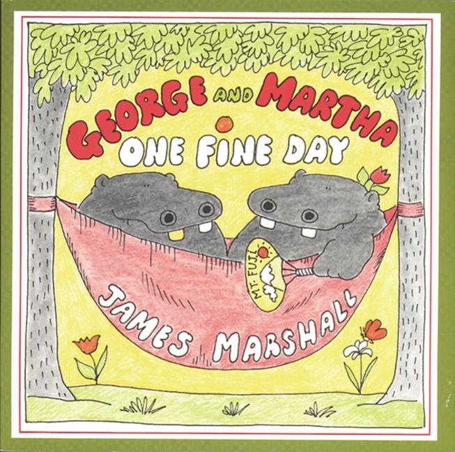 George and Martha One Fine Day als Taschenbuch
